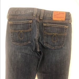 """Lucky Brand Boot Cut Womens Denim Jeans Waist 28"""""""